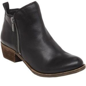 Lucky Brand Basel Bootie size 8